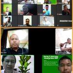 IMPP Pulo Kambing Gelar Diskusi Virtual