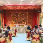 Sekda Aceh Lakukan Pertemuan dengan Bupati Aceh Selatan